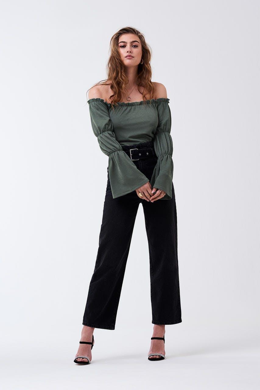 Toppar - Kläder och mode online - Gina Tricot de1df7606204c